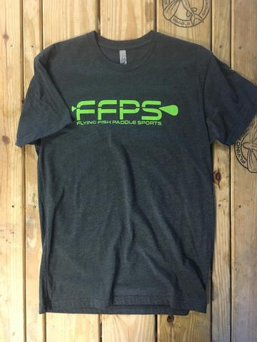Flying Fish FFPS t-shirt: Charcoal Grey